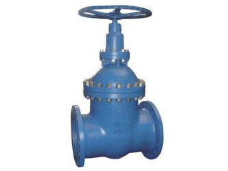 DIN non-rising stem gate valves