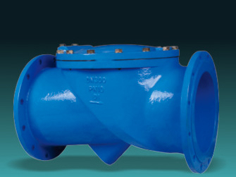 AWWA C508 BS5153 DI SWING CHECK VALVES