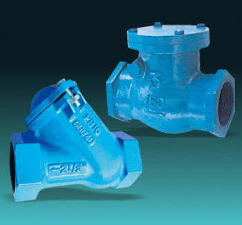 EN1074-3 Threaded end Ball type check valves