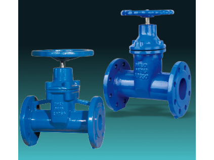 DIN 3352 F5 DI resilient seat gate valves