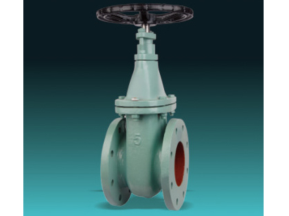 BS 3464 DI metal seated gate valves