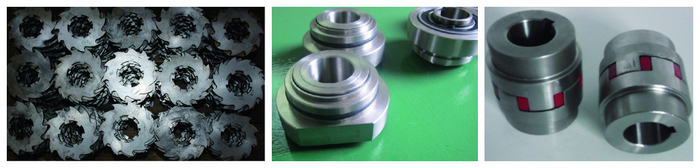 Cutters,mechanical seal,coupling