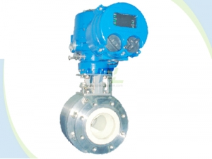 Ceramic double disc gate valve