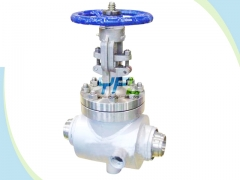Steam Jacketed plug valve