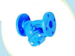 Ductile Cast Iron Y Type Strainer