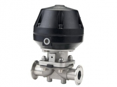 Pneumatic Sanitary Diaphragm Valve by YFL