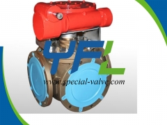 Reliable T Type Four Way Plug Valve Supplier