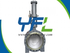Steam Exhaust Quick Closing Check Valve by YFL