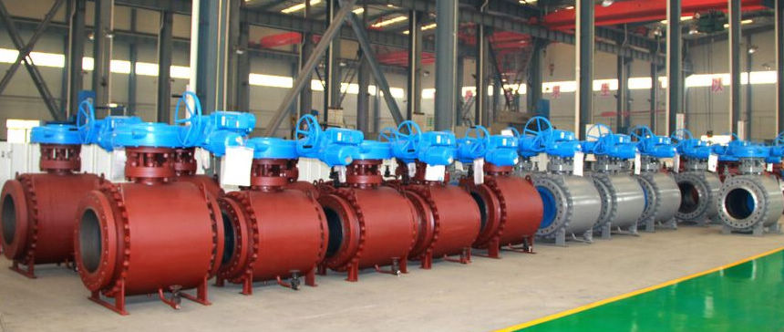 Metal seated ball valves for abrasive service with high working temperature in power, coal chemical, mining & metallurgy etc.